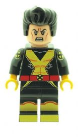 Karma (Male) - Custom Designed Minifigure